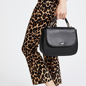Kate Spade Marcelle Leather Satchel NWT 52% off